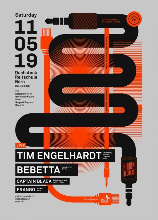 Sirion Night w/ Tim Engelhardt, Bebetta