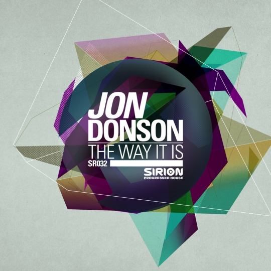 Jon Donson - The Way It Is