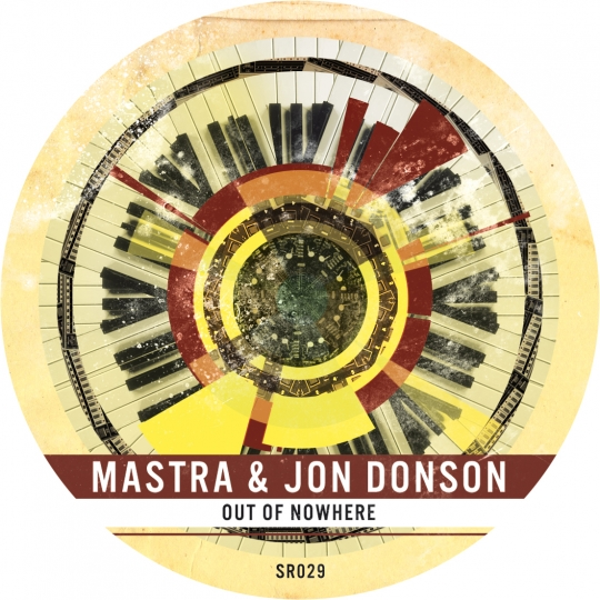 Mastra & Jon Donson - Out of Nowhere